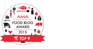 Ama Food Blog Award 2015
