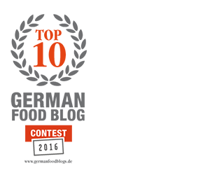 German Food Blog Contest 2016